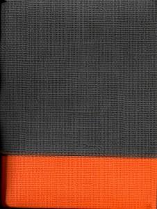 ежедневник кожзам а5 кожзам с комбинированной обложкой треть www.promozp.com.ua