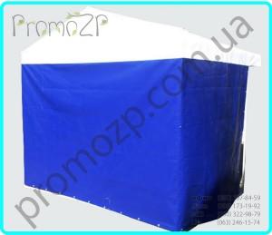 купить или заказать торговую палатку с тентом пвх в можете на нашем сайте www.promozp.com.ua пвх тент очень прочный прорезиненным материал на пропускающий ни свет ни вуду ни ветер, такой тент создают наиболее надёжную защищённость торгового места от любых погодных условий