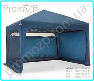 раздвижной шатёр 3х3 и 36 метров, мобильное решение для выносной торговли или летнего кафе