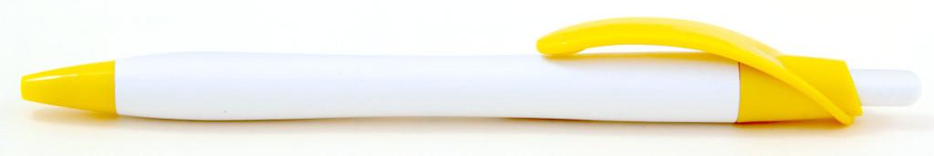 """1829-5 В 1829 ручка пластиковая """"Мост"""" автоматическая с кнопкой, печать на ручки, ручках с логотипом, агитационная продукция"""