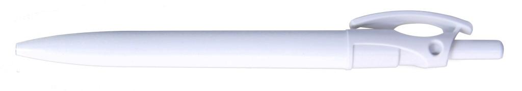 """2084B-8 В 2084B  ручка пластиковая """"Тамагавк"""" автоматическая с кнопкой, печать на ручках, ручки с логотипом, агитационные ручки"""