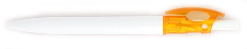 """2084B_5 В 2084B  ручка пластиковая """"Тамагавк"""" автоматическая с кнопкой, печать на ручках, ручки с логотипом, агитационные ручки"""