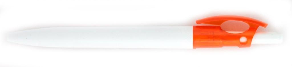 """2084B_6 В 2084B  ручка пластиковая """"Тамагавк"""" автоматическая с кнопкой, печать на ручках, ручки с логотипом, агитационные ручки"""