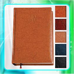 Alkor cabinet ежедневник А5 кожзам www.promozp.com.ua