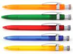 B-1630C ручки с логотипом уена, ручки с логотипом на заказ, ручки с логотипом дёшево, ручка пластиковая под печать