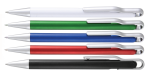 B-2015C ручки пластикові для друку, друк на ручках, ручки з нанесенням логотипу компанії, брендовані ручки