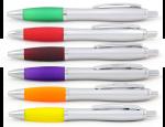 B-2173A ручки пластиковые под печать, изготовление ручек с логотипом, печать логотипа на ручках, ручки пластиковые