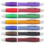B-2173B ручка пластиковая с перламутровым отливом, пластиковые ручки под печать логотипа, ручки с логотипом на заказ