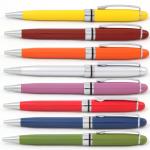 B-2191E Ручки пластиковые под печать логотипа, печать логотипа наручках мариуполь, ручки с нанесением цена