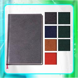 Image cabinet ежедневник А5 кожзам www.promozp.com.ua