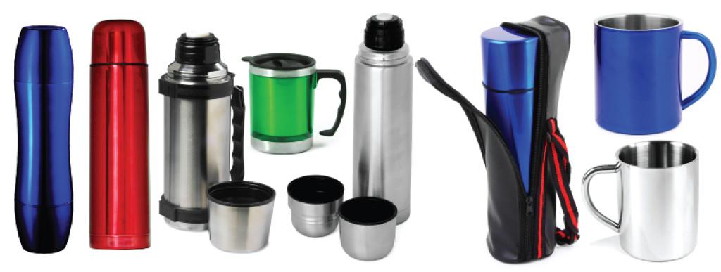 термосы, металлические чашки, металлические кружки, граверовка на термосах, термокружки
