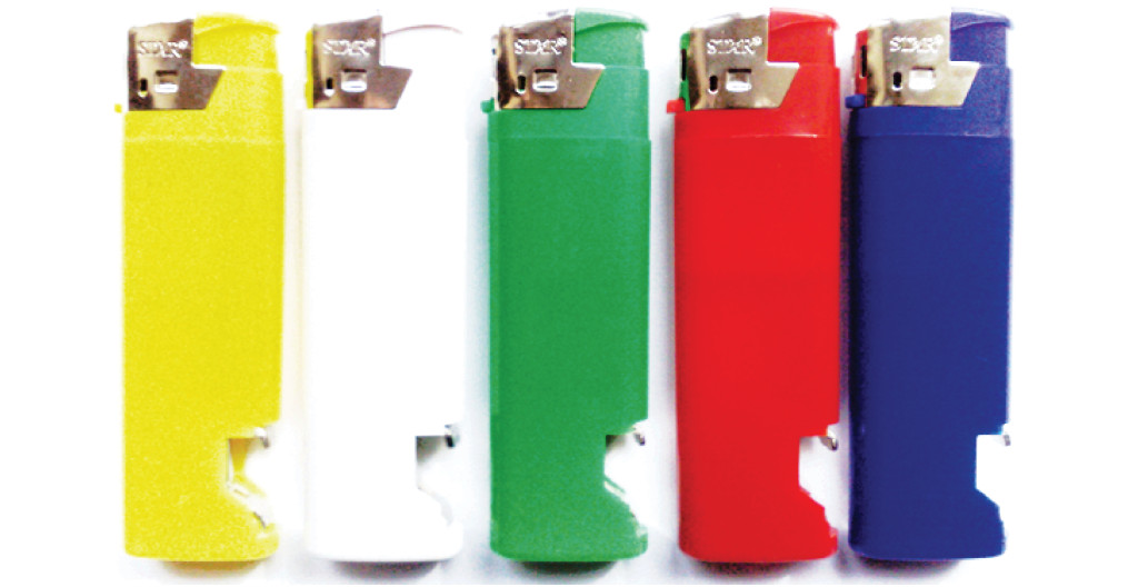 Зажигалка-бутылкооткрыватель, зажигалка открывашка, сувенирная зажигалка, купить зажигалки оптом, зажигалки с логотипом