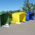 ассортиментный ряд стандартных размеров торговых палаток в наличии 1,5х1,5; 2х2; 3х2 метра promozp.com.ua