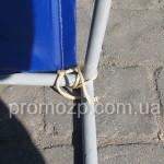 завязки на тенте торговой палатки для фиксирования тента на каркасе promozp.com.ua