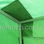 тент торговой палатки, усиление тента в местах трения и наибольшего напряжения promozp.com.ua