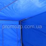 швы по тенту торговой палатки 3х2 метра и усиление тента в местах трения о каркас promozp.com.ua
