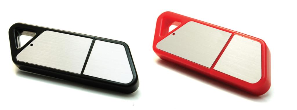 P17 флешка в цветной обрамке, с серебристым полем под печать, печать на флешках, флешки с логотипом, акция флешки распродажа