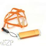 P13 - металлик Флешки пластиковые под печать, печать на флешках, флешки с логотипом