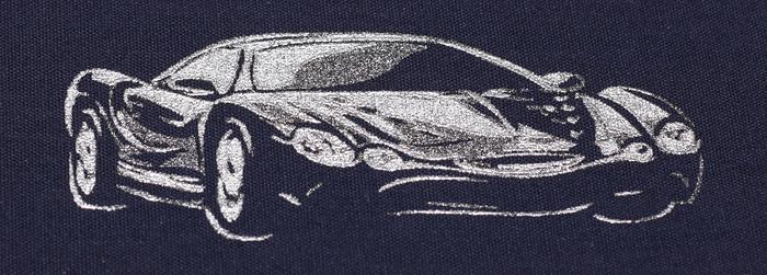 шелкотрафаретная печать цвет металлик, добавление в краски металлических частиц создают эффект - металлик при трафаретной печати.