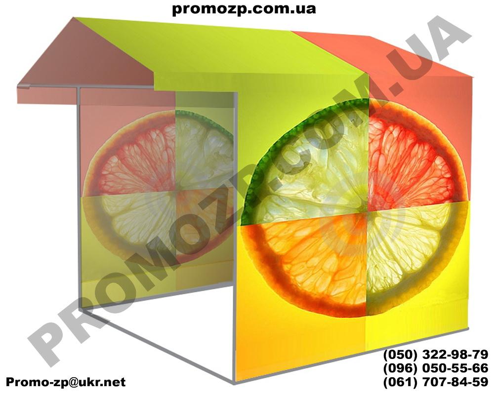 палатка с фруктами, продажа фруктов на улице, купить апельсины оптом, оптовая продажа цитрусовых